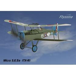 FlyZone - Micro Se5a WWI TxR