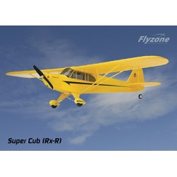 FlyZone - Piper Super Cub Select Scale Rx-R