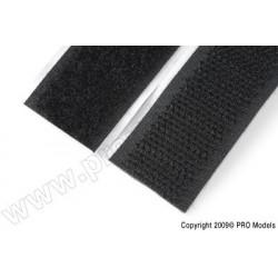 G-Force RC - Velcro Klettbänder Selbstklebend, 20mm Breite (50cm)