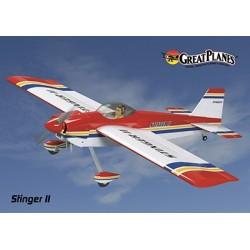 GreatPlanes - Stinger II .46 ARF