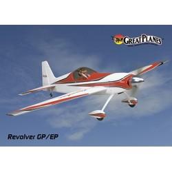 GreatPlanes - Revolver .46-.70 GP/EP Sport Aerobatic ARF