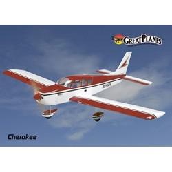 GreatPlanes - Cherokee .40-.56 ARF