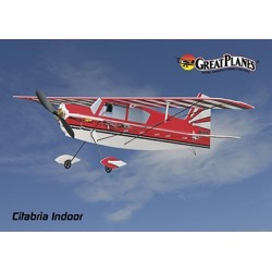 GreatPlanes - Citabria 3D 3mm Foam Indoor EP ARF