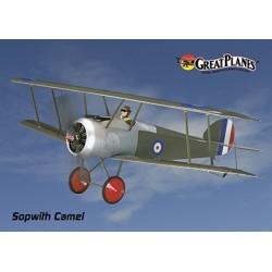 ElectriFly - Sopwith Camel WWI Park Flyer EP ARF