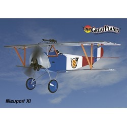 ElectriFly - Nieuport XI EP WWI Park Flyer ARF