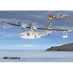 ElectriFly - PBY Catalina Seaplane EP ARF