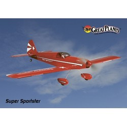 ElectriFly - Super Sportster EP Brushless ARF