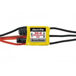 ElectriFly - Silver Series 8A Brushless ESC 5V/1A BEC