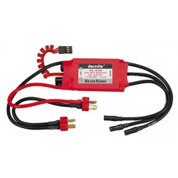ElectriFly - SS45D Brushless 45A ESC Dual Battery Input