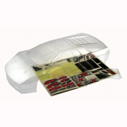 GALLADO 200MM CLEAR BODYSHELL