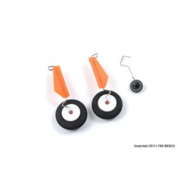 Axion RC - AT-6 Texan Landing gear set
