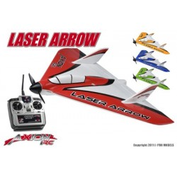 Axion RC - Laser Arrow, RTF 2.4gHz, Brushless Mode 1