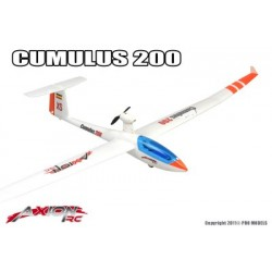 Axion RC - Cumulus 200, 2-axis PNP (Plug + Play), Brushed