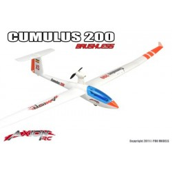 Axion RC - Cumulus 200, 3-axis BNF (Bind + Fly), Brushless