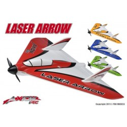Axion RC - Laser Arrow, KIT (No Esc, No Motor, No battery, No servo, No RX-TX, No charger)