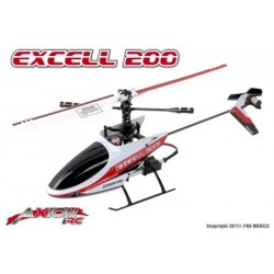 Axion RC - Excell 200, L+F (Link + Fly)