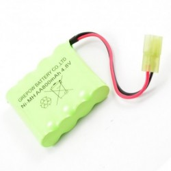RECHARGEABLE BATTERY 4.8V