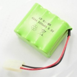 RECHARGEABLE BATTERY 9.6V