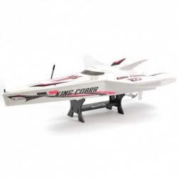 HOBBY ENGINE PREMIUM LABEL 2.4G KING COBRA SPEED BOAT