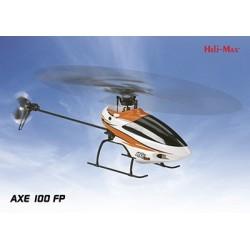 Helimax - Axe 100 FP Flybarless SLT 2.4 Heli RTF
