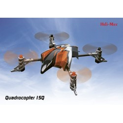 Helimax - Quadrocopter (RTF)