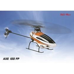 Helimax - Axe 100 FP Flybarless SLT Heli Tx-R