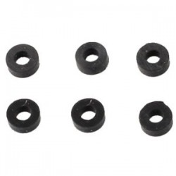 HiSKY FBL100 ROTOR HUB RUBBER WASHER (6)