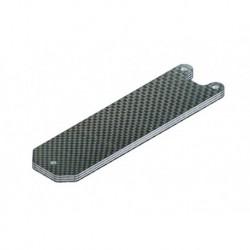 2.5mm Karbon Vordere Chassis Platte