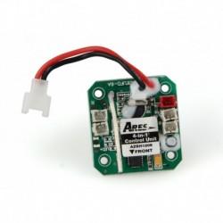 4-in-1 Control Unit, Rx/ESCs/Mixer/Gyros: Ethos QX 75