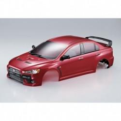 Mitsubishi Lancer Evo X 190mm, Iron-oxide-Rot, RTU all-in
