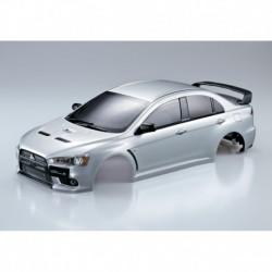 Mitsubishi Lancer Evo X 190mm, Silber, RTU all-in