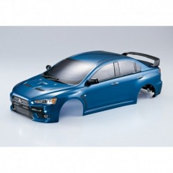 Mitsubishi Lancer Evo X 190mm, Metallic-Blau, RTU all-in
