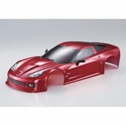 Corvette GT2 190mm, Iron-oxide-Rot, RTU all-in