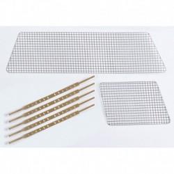 Sicherheits-Fensternetz (Metall) (für 1/10 SCT)
