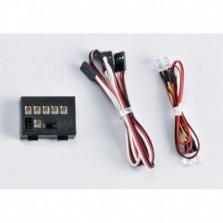 LED Licht Set (2 LED`s) mit Kontroller Box