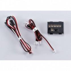 LED Licht Set (6 LED`s) mit Kontroller Box
