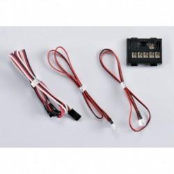 LED Licht Set (4 LED`s) mit Kontroller Box