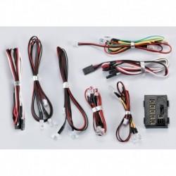LED Licht Set (18 LED`s) mit Kontroller Box