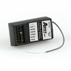 6-Channel Park Flyer Receiver: Gamma 370