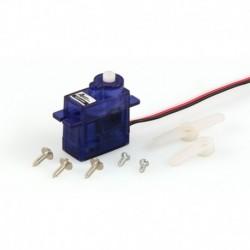 9-Gram Sub-Micro Servo: Gamma 370