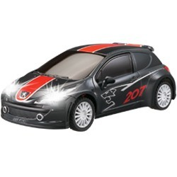 Peugeot 207 R Cup 1:28 schwarz