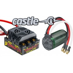 Castle Creations Mamba Monster v2 Waterproof Combo 2200kv