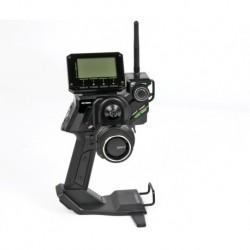 EX-1 KIY ASF Mini-Z Set mit 3D Lenkrad (KO10501,KO10507,KO10