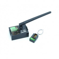 RF904 + KR411 2.4 GHz FH-SS Module & Empfänger SET