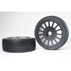 Micro Stud Reifen 180mm Standard verklebt 2 St.