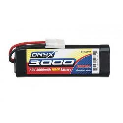 Duratrax - NiMH Onyx 7.2V 3000mAh Stick Std Plug