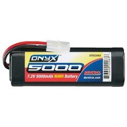 Duratrax - NiMH Onyx 7.2V 5000mAh Stick TRA Plug