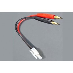Duratrax - Charge Lead Banana Plugs to Standard