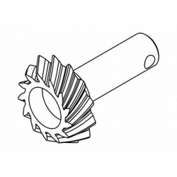 F/R Diff. Pinion Gear Z13-37(Opt.)