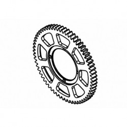 Center Spur Gear Z63 (Opt.)